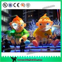 Wholesale 3m Customized Advertising Inflatable Human Cartoon Kids Replica Baby Inflatable from china suppliers
