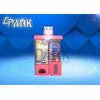 Wholesale Gift Scratch Crane Claw Vending Game Machine for Movie theater from china suppliers