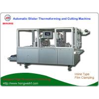 Wholesale Automatic Blister Forming Machine Cutting / Trimming Device 12 Months Warranty from china suppliers