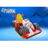Wholesale Coin Operated F1 Racing Game Machine / Kids Swing Car MP3 Amusement Park Rides from china suppliers