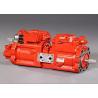 Wholesale Excavator Main Pump kawasaki pump K5V140DTP-9N01 180kgs Weight For Doosan DH300-7 from china suppliers