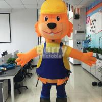 Wholesale Fireproof Inflatable Advertising Products Cartoon Sumo Wrestling Suits With Foam from china suppliers