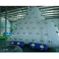 Wholesale Durable 0.9mm PVC tarpaulin Inflatable Iceberg YHIB 009 for water park from china suppliers