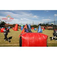 Wholesale 2015 New Inflatable Paintball Bunkers/ Sport Game Inflatable Paintball from china suppliers