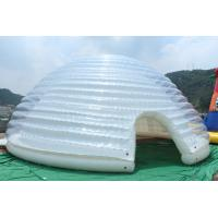 Buy cheap 2015 hot sell high quality transparent inflatable tent from wholesalers
