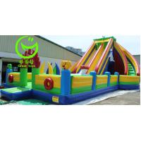 Wholesale Air bouncer Inflatable trampoline  with warranty 24months from GREAT TOYS LTD from china suppliers