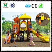 Wholesale Toddler Outdoor Playground Set For Sale  QX-008B from china suppliers