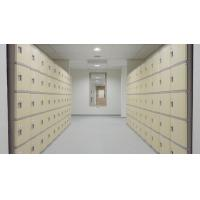 Wholesale Anti Corrosion ABS Swimming Pool Lockers Green /4 layer /green door from china suppliers