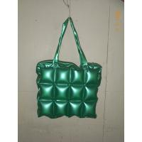 Wholesale pvc inflatable cosmetic bag / inflatable beach bag / pvc shopping handbag from china suppliers