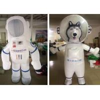 China Custom Inflatable Character Balloon Robot Advertising Inflatable Mascots on sale