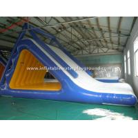 Wholesale Adults Large Inflatable Cool Blow Up Water Slide Games For Amusement Park from china suppliers