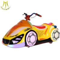 Buy cheap Hansel high quality motorcycle amusement park ride outdoor playground moving from wholesalers
