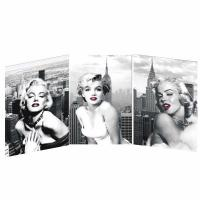 Wholesale Marilyn Monroe Picture 3D Lenticular Flip / 3D Lenticular Photo Opp Bag Packing from china suppliers