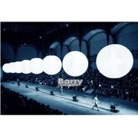 Wholesale Advertising Inflatable Golf Ball 2.5m Diameter / Inflatable LED Ball For Wedding Decoration from china suppliers