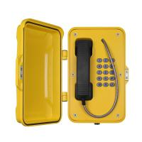 Wholesale Moisture Resistant Voice Over IP PhoneWall / Pillar Mounting For Heavy Duty Industry from china suppliers