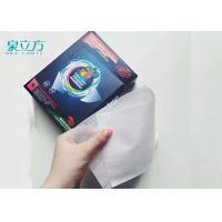 Wholesale Disposable Magnetic Catcher Color Absorbing Laundry Sheets For Light Color Clothes from china suppliers