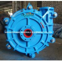 Wholesale High Performanc 3 Inch Slurry Pump White Iron Material for Cyclone and Filter Press Feeding from china suppliers