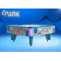 Wholesale Outdoor Video Arcade Game Machines 4 Person Air Hockey Table Coin Operated from china suppliers