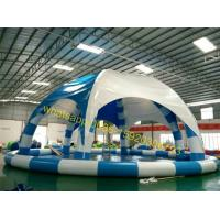 Wholesale inflatable dome tent pool for sale from china suppliers