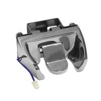 Wholesale Durability Telephone Spare Parts / Silver Thick Metal Telephone Cradle from china suppliers
