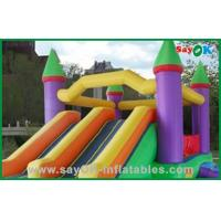 China Outdoor Kids Inflatable Bouncer Slide on sale
