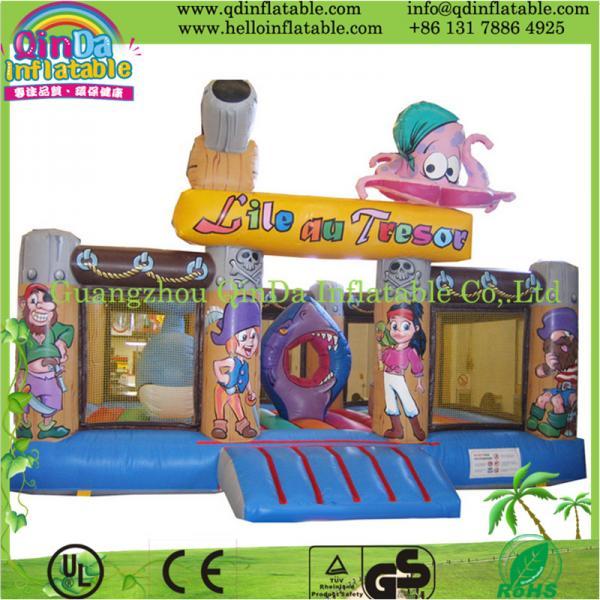 Quality Newest Design Inflatable Jumper Castle Bouncer for Children Park for sale