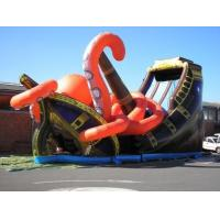 Durable Pvc  Customized size Insane inflatable Slide Rental For Park ,Giant Commercial Inflatable Slide Rental