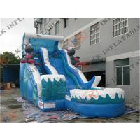 China Banzai Inflatable Water Slide Clearance on sale