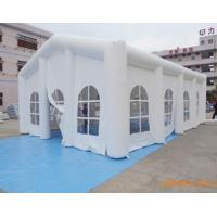 Wholesale inflatable tent large outdoor inflatable white house tent for sale from china suppliers