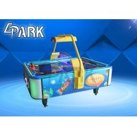 Buy cheap Kids Hockey Star Coin Operated Arcade Machines L166*W131*140 CM from wholesalers
