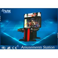 Wholesale 300W Indoor Shooting Game Machines / Zombie Arcade Machine HD Monitor from china suppliers