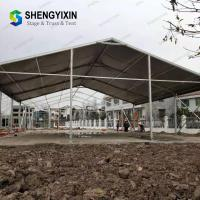 Wholesale Elegant Insulated Large Outdoor Professional 12x25m Outdoor Wedding Event PVC Marquee Tents For Sale from china suppliers