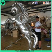 Wholesale Silver Inflatable Horse,Inflatable Horse Model,Inflatable Horse Cartoon from china suppliers