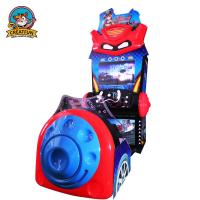 Wholesale Moveable Racing Arcade Machine / Coin Operated Racing Simulator Machine from china suppliers
