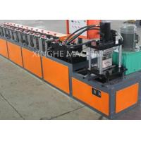 Wholesale Automatic Hydraulic Galvanized Cold Steel Shop Slat Roller Shutter Door Roll Forming Machine from china suppliers