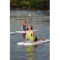 Wholesale Lightweight Water Aerobics Mat , Personalized Water Yoga Board Tearproof from china suppliers