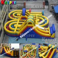 Wholesale Huge Inflatable fun obstacle zone,inflatable sport game, KOB054 from china suppliers
