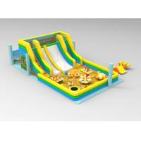 Wholesale Newest Design Inflatable Slide Combos CE Approved Aqua Parks Inflatable  Slides from china suppliers