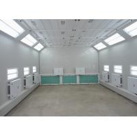 Wholesale Custom Infrared Heating Garage Spray Booth , Car Spray Painting Equipment from china suppliers