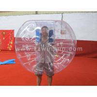 Wholesale EN14960 approved football sports soccer bubble, bubble football, crazy loopyballs from china suppliers