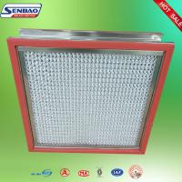 Wholesale Portable High Temp Hepa Filter Pharmaceutical Factory Clean Room H14 from china suppliers