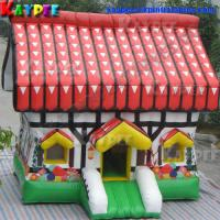 Wholesale Crazy House inflatable house bouncer Inflatable Bouncer Castle KBO132 from china suppliers
