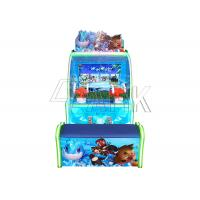 220V 550W Amusement Game Machines / Carnival Double Player Shooting Water Arcade Game Equipment