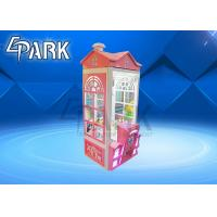 Wholesale Pink Villa House Big Claw Crane Game Machine With 1 Year Warranty from china suppliers