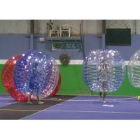 Wholesale Big Outdoor Blow Up Toys For Toddlers Inflatable Human Bumper Ball from china suppliers