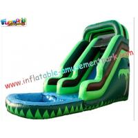 Wholesale Kids Play Toys Big Commercial Outdoor Inflatable Backyard Water Parks Slides for re-sale from china suppliers