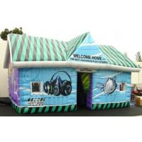 Wholesale Promotion House Inflatable Booth for Outdoor Advertisement and Service from china suppliers
