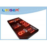 Wholesale Outdoor Electronic Led Scoreboard For American Football 1000mm*2200mm*100mm from china suppliers
