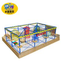 China China Giant Outdoor Adventure Climbing High Rope Course Adult Obstacle Course on sale