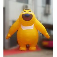 Wholesale 2m Inflatable Backkom, Wearable Moving Inflatable Cloth For Advertisement from china suppliers